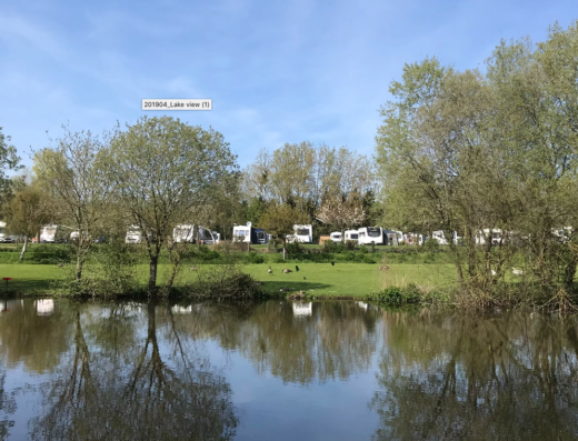Broadmeadow Caravan park Ross On wye