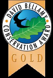 David-Bellamy-Gold-award