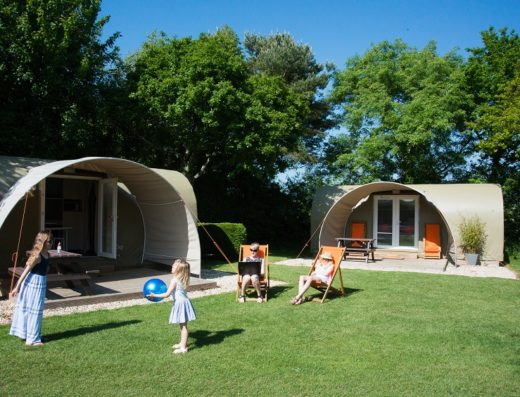 oakdown holiday park luxury camping pods