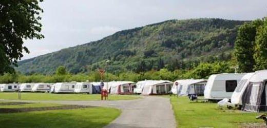 Aberfeldy Caravan Park