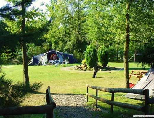 Doward Park Camp Site