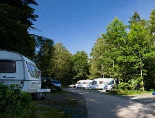 Borrowdale Caravan Club Site (formerly Low Manesty)