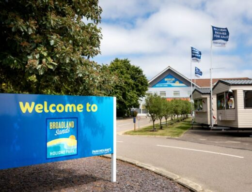 Broadland Sands Holiday Park (Park Holidays UK)