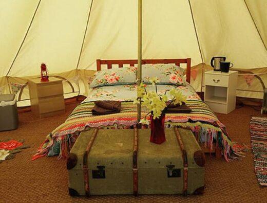 Bumblebarn Bell Tents