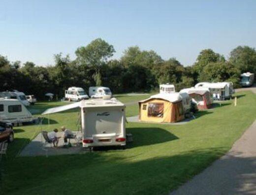 Cambridge Cherry Hinton Caravan Club Site