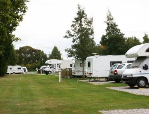 Chester Fairoaks Caravan Club Site