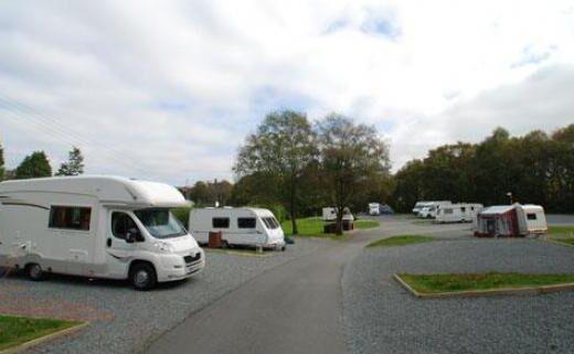 Coed Y Llwyn Caravan Club Site