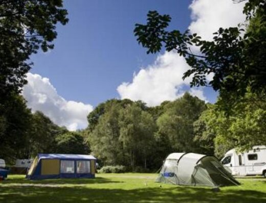 Coniston Park Coppice Caravan Club Site (CAMC)