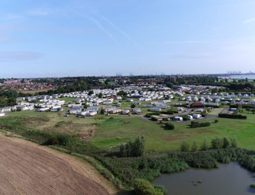 Dovercourt Holiday Park  (Park Holidays UK)