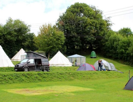 Exmoor Glamping and Camping