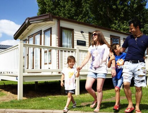 Felixstowe Beach Holiday Park (Park Holidays UK)