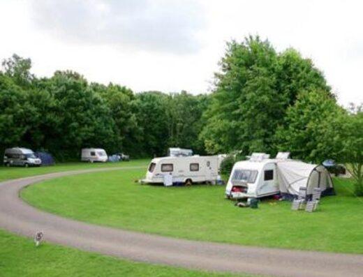 Ferry Meadows Caravan Club Site