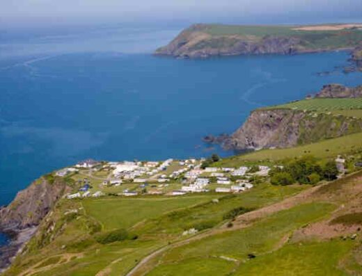 Fishguard Bay Lodges, Caravans & Camping