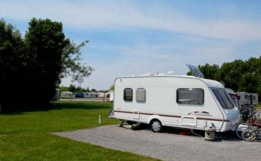 Hurn Lane Caravan Club Site