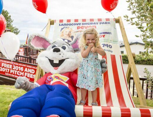 Landscove Holiday Park (Park Holidays UK)