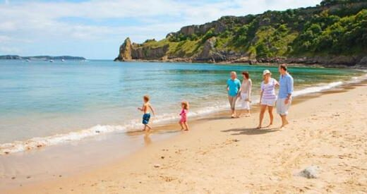 Lydstep Beach Village (Haven Holidays)