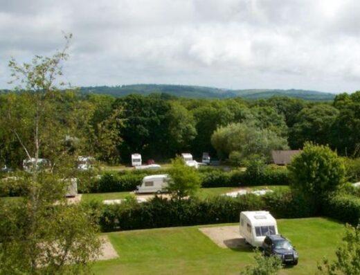 Monkton Wyld Farm Caravan & Camping Park