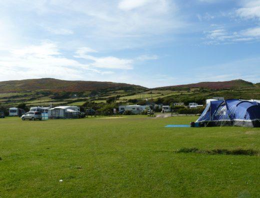Ty-Newydd Farm Caravan and Camping Site