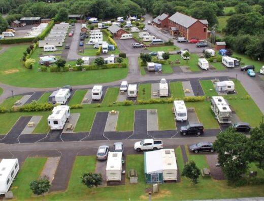 Riverside Caravan and Camping Park