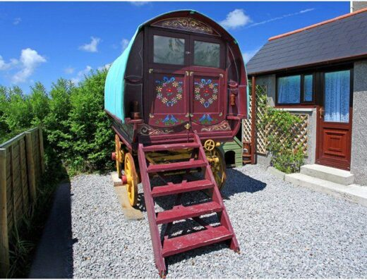 Romany Caravan Holiday