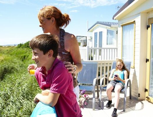 Rye Harbour Holiday Park  (Park Holidays UK)