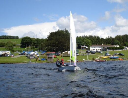 Siblyback Lake Campsite (SW Lakes Trust)