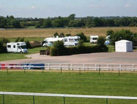 Warwick Racecourse Caravan Club Site