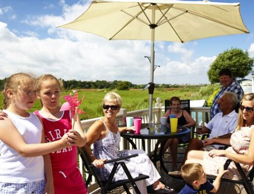 Winchelsea Sands Holiday Park (Park Holidays UK)
