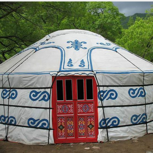 Yurt-Yoga