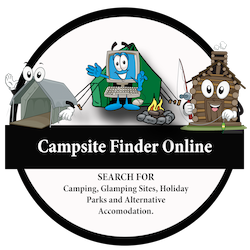 Campsite Finder Online