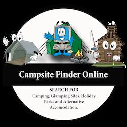 Campsite Finder Online
