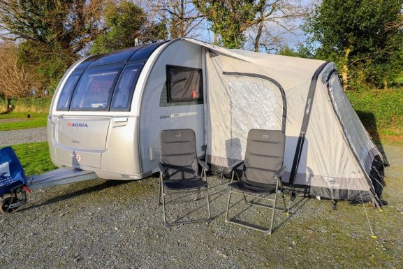 Vango caravan awning review